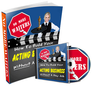 How to start an acting career and be succesful