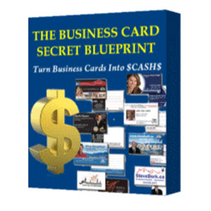 Business Card Secret Blueprint