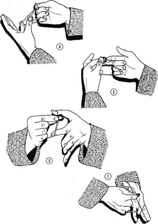 Rubber Band Hand Tricks