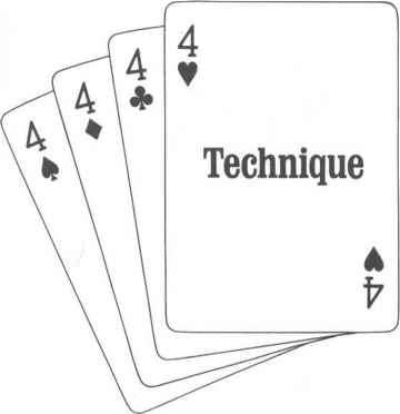 How Throw Cards
